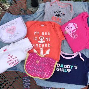 Girl baby bundle